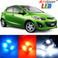 Premium Interior LED Lights Package Upgrade for Mazda 2 Mazda2 (2011-2014)