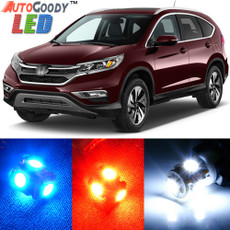 Premium Interior LED Lights Package Upgrade for Honda CRV (2012-2017)