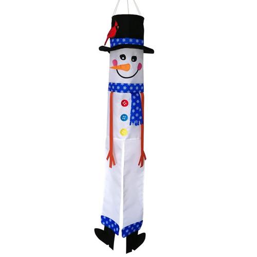"""Windsock - 40"""" 3D Lil' Snowman"""
