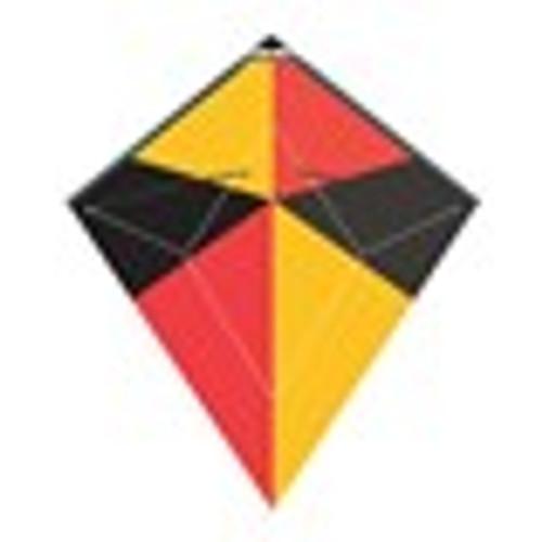 Dual Control Sport - Arrow Diamond Kite