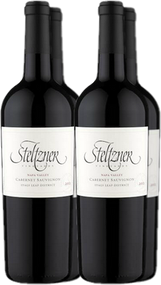 96pt Steltzner Cabernet Sauvignon STAGS LEAP DISTRICT Napa Valley 2012