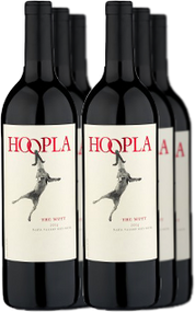 93pt Hoopla THE MUTT Proprietary Red Napa Valley 2014