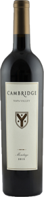 94pt Cambridge Cabernet Blend Napa Valley 2015