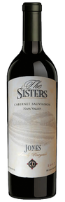 "99pt Jones Family ""The Sisters"" Cabernet Sauvignon Napa Valley 2013"