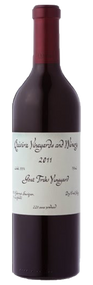 97pt Goat Trek Vineyard Cabernet Sauvignon (Quivira) Dry Creek Valley 2014