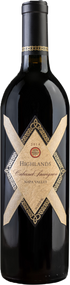 96pt Highlands Cabernet Sauvignon Napa Valley 2014