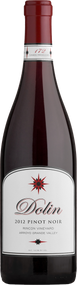 96pt Dolin Pinot Noir Rincon Arroyo Grande Valley California 2012