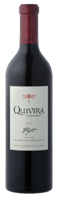 "97pt Quivira Zinfandel ""Flight"" Dry Creek Valley 2014"