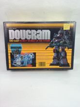 Combat Armor Dougram Fang of the Sun Metal and plastic Toy