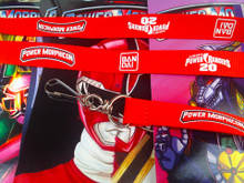 Power Morphicon Red Lanyard 2012