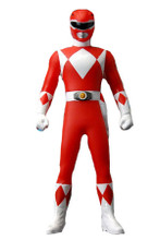 Mighty Morphin Power Rangers Vinyl figure Red Ranger Zyuranger