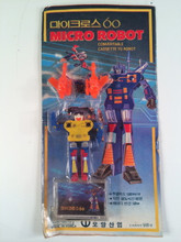 Micro Robot  Transformers Rumble Oversized Bootleg