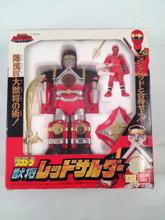 Ninja Sentai Kakuranger - Giant Beast General Red Saruder Bandai MMPR