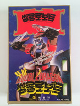 Transformers Double Cross Korean Bootleg Action figure