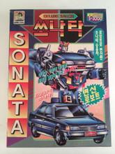 Korean Transformer Bootleg Sonata Robo Car Prowl
