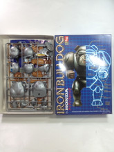 Iron Bulldog model kit by Honda designed by Katsuhiro Otomo Akira
