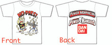 Power Morphicon 4 2014 Bulk and Skull No Pies T-Shirt Size 2X Large