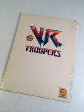 VR Troopers Press Packet with glosses and slides