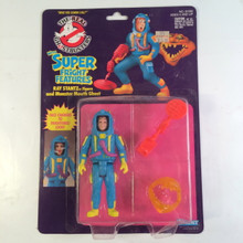 The Real Ghostbusters Super Fright Features Ray Stantz and Monster Mouth Ghost