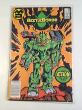 Big Bad Beetleborgs TV show Prop Comic Book Action all the way !