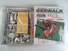 Macross Gerwalk VF-1A #10 1/200 Scale Nichimaco 1982 Robotech