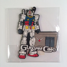 Gundam Cafe key chain Japan Store Exclusive RX-79-2