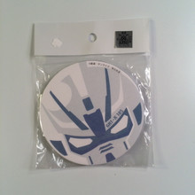 Gundam Cafe Tokyo Set of Coasters set A Japan Store Exclusive Gundam RX-79-2