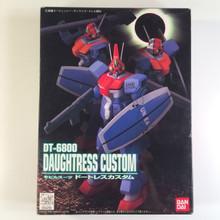 Gundam X Daughtress Custom DT-6800 1/144 scale Bandai Limited
