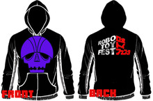 Robo Toy Fest Exclusive Garada K-7 Hoodie Medium