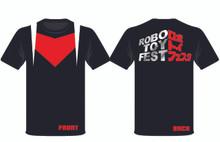 Robo Toy Fest Exclusive UFO Grendizer T-Shirt Medium