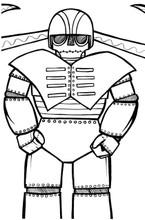 Robo Toy Fest Exclusive Garada K-7 Original Art
