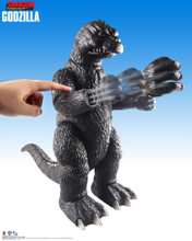Godzilla 1964 Shogun Warriors 19 inch Jumbo Figure by Toynami