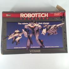 Robotech Defenders Model Kit Vexar VF-1S fully transformable 1/72 opened box Macross