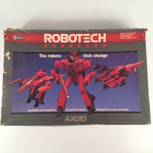 Robotech Defenders Model Kit Axoid VF-1J fully transformable 1/72 opened box Macross