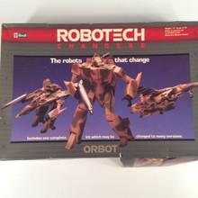 Robotech Defenders Model Kit Orbot VF-1D fully transformable 1/72 opened box Macross
