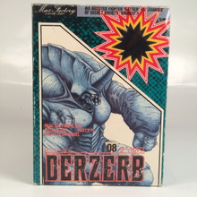 Bio Booster Guyver Zoanoid BFC-08 #08 Derzerb Window Box version Max Factory Pre painted Vinyl Kit Full Color model