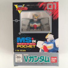 V-Gundam MS in Pocket LM312V04 Victory Gundam #01 MSIP1/144 Scale