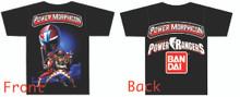 Power Morphicon 2016 Convention T-Shirt Medium