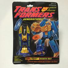 Transformers G2 Manta Ray MOC