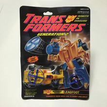 Transformers G2 Leadfoot MOC