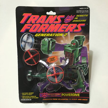 Transformers G2 Powerdive MOC