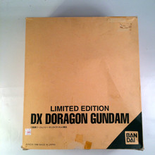G-Gundam Dragon Gundam Lucky Draw Gold Version 1/60 Scale Doragon