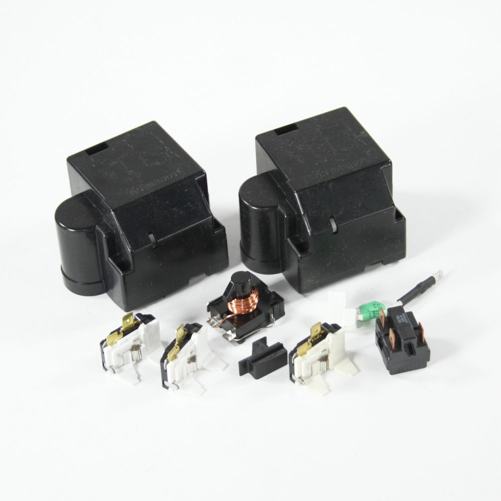 8201769 Whirlpool Relay Overload And Cover Kit Start Device