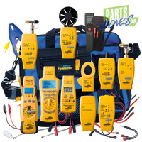 HS36K35 Fieldpiece Hvac Hs36 Complete Gas Fieldpack Kit