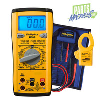 LT16A Fieldpiece Hvac TRUE Rms Digital Meter Multimeter