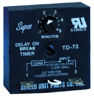 Supco Td73 Time Delay