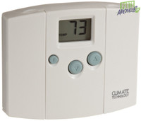 CTC Digital Non-Programmable Thermostat 43054