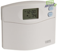 CTC Digital Programmable Thermostat 43154A
