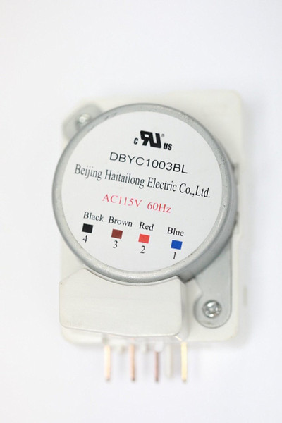 Dbyc Bl Defrost Timer on Idler Pulley Bearing Replacement How To Youtube