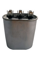 Supco Cd55+5X370 Oval Dual Run Capacitor